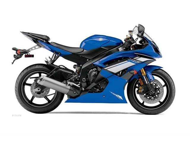 2012 YZF-R6