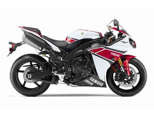 2012 Yamaha YZF-R1