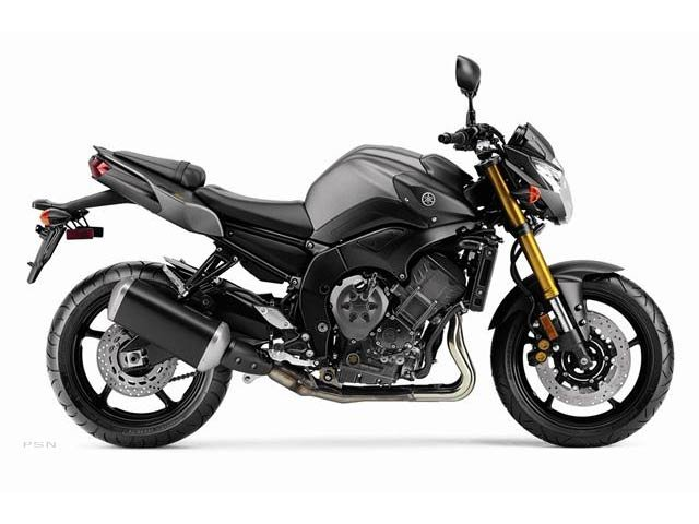 2012 Yamaha FZ8
