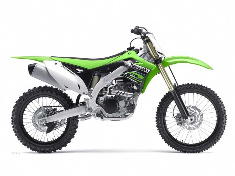 2012 Kawasaki KX450F