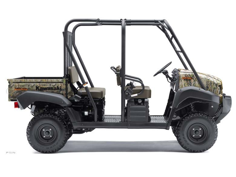 2012 Mule 4010 Trans4x4 (Camo)