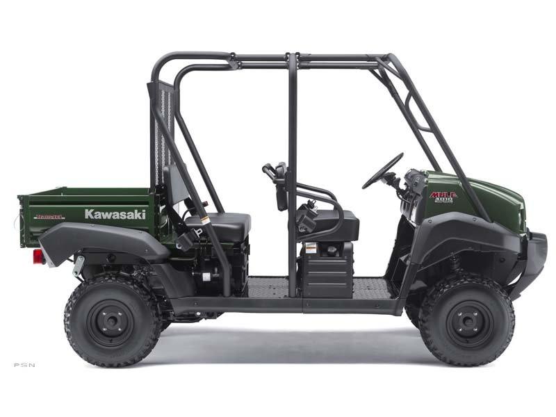 2012 Kawasaki Mule™ 4010 Trans4x4® Diesel