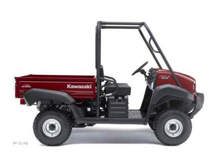 2012 Kawasaki Mule 4010 4x4