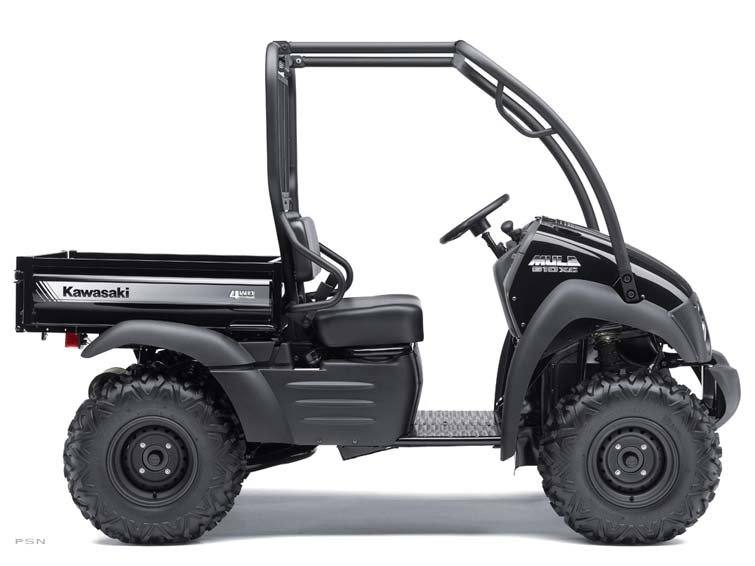 2012 Kawasaki Mule 610 4x4 XC
