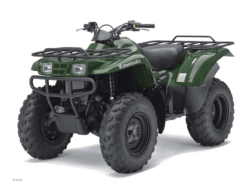 2012 Kawasaki Prairie 360 4x4
