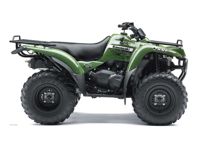 2012 Kawasaki KVF360 4x4