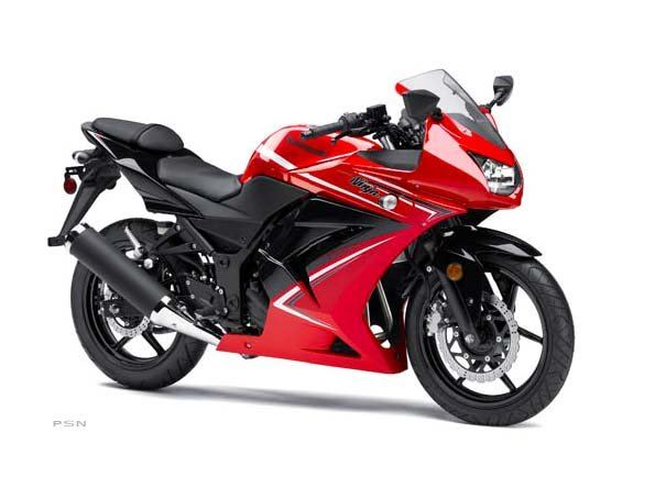2012 Kawasaki Ninja 250R