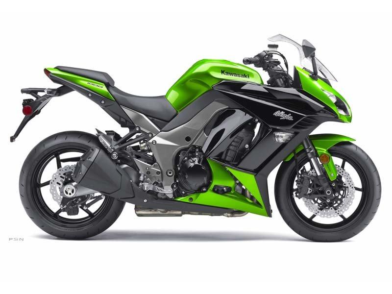 2012 Ninja 1000