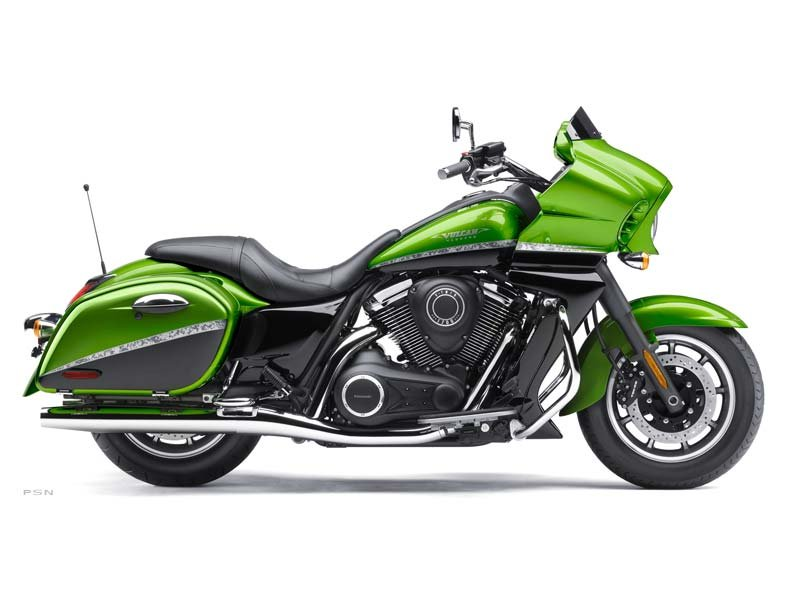 2012 Kawasaki Vulcan 1700 Vaquero