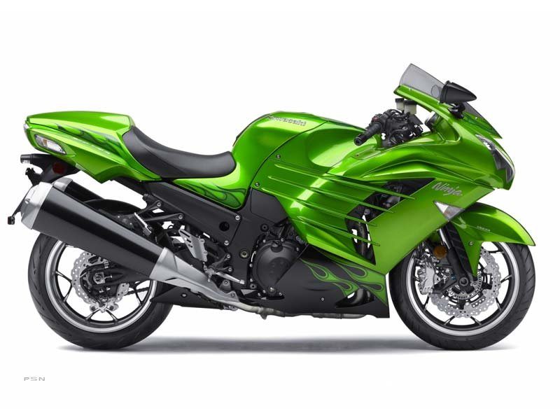 2012 Kawasaki Ninja ZX-14R