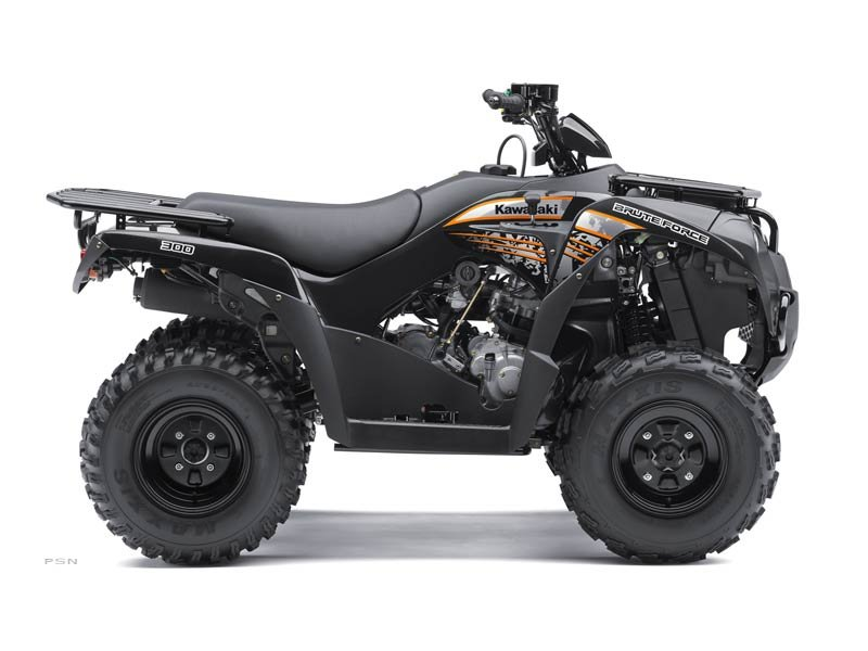 2012 Kawasaki Brute Force 300