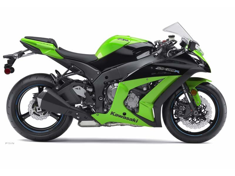 2012 Ninja ZX-10R ABS
