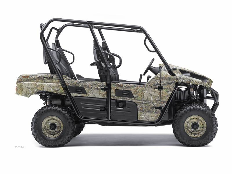 2012 Kawasaki Teryx4 750 4x4 EPS Camo