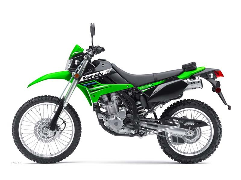 2012 Kawasaki KLX250S