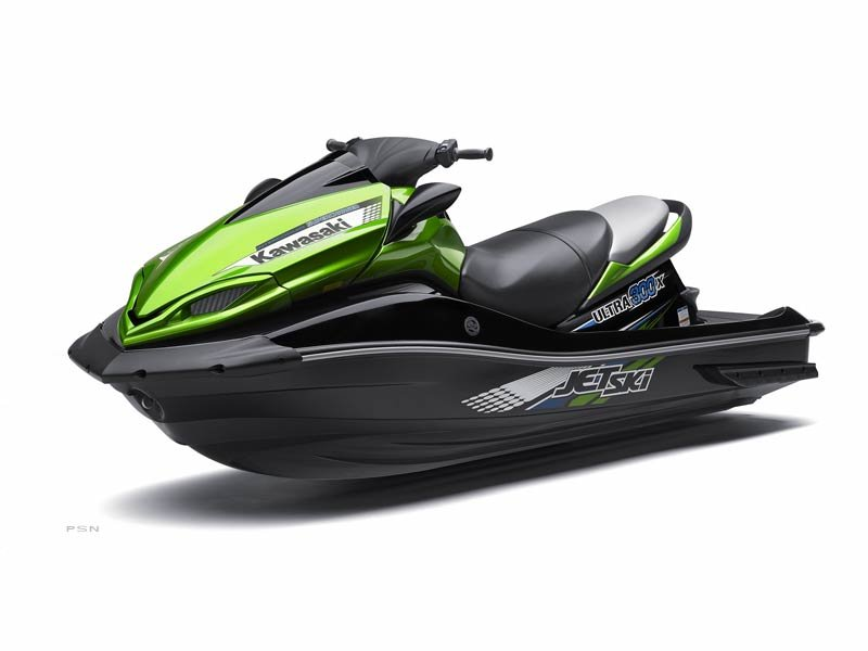 2012 Kawasaki Jet Ski Ultra 300X