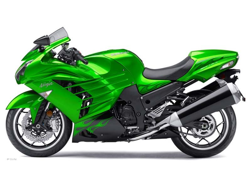 2012 Ninja ZX-14R