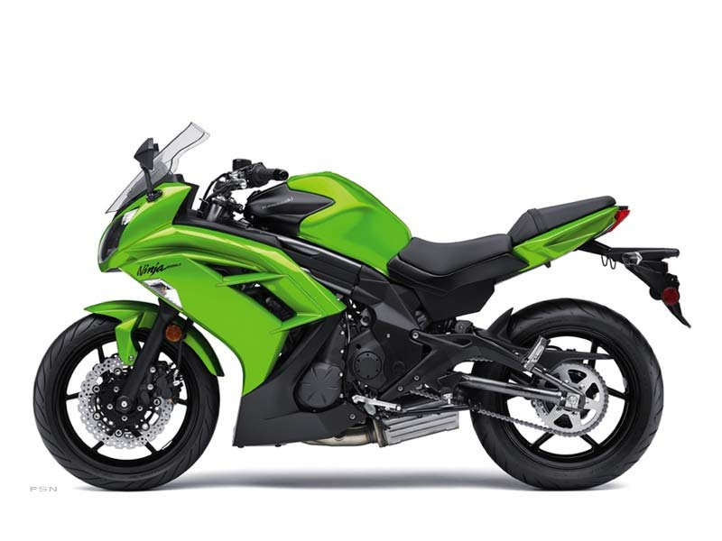 2012 Kawasaki Ninja 650