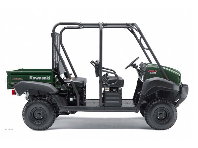 2012 Kawasaki Mule™ 4010 Trans 4x4 Diesel