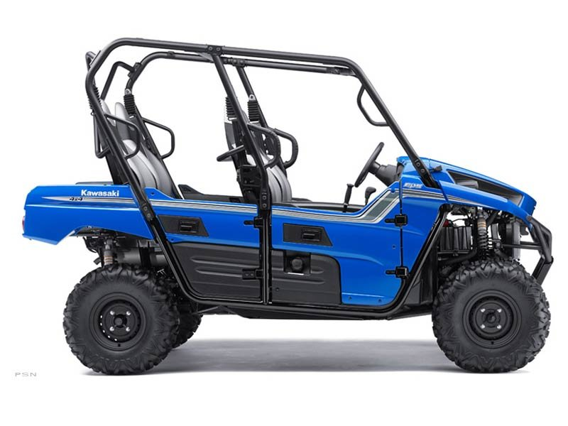 2012 Kawasaki Teryx4 750 4x4 EPS