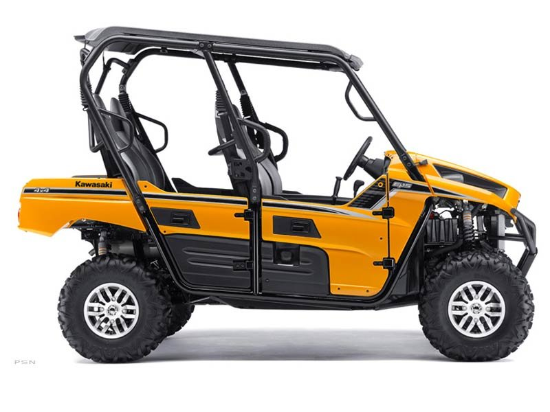 2012 Kawasaki Teryx4 750 4x4 EPS LE
