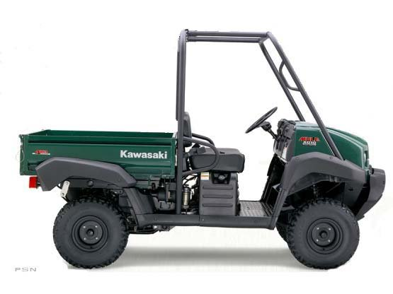 2012 Kawasaki Mule 4010 4x4 Diesel