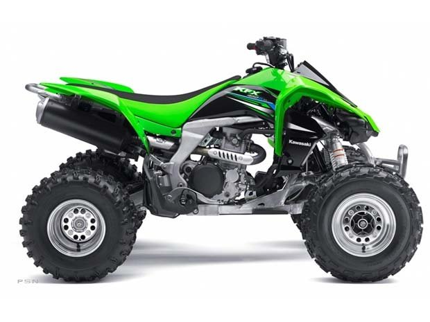 2012 Kawasaki KFX 450R