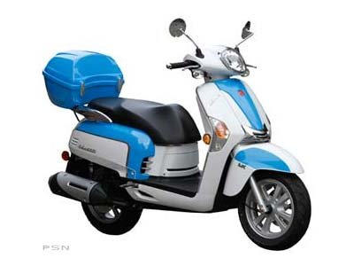 2013 KYMCO Like 200i LX