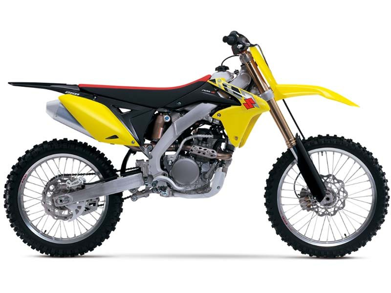 2013 Suzuki RM-Z250