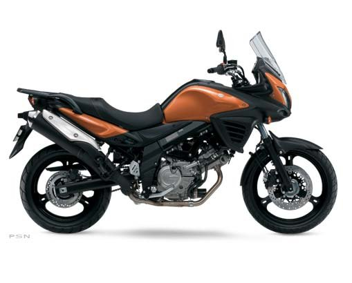 2012 V-Strom 650 ABS