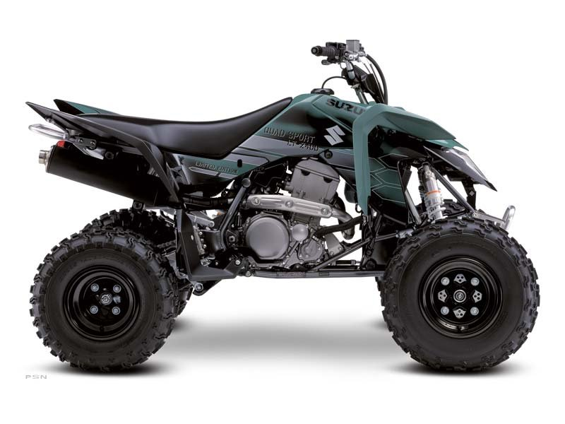 2012 Suzuki QuadSport Z400 Limited