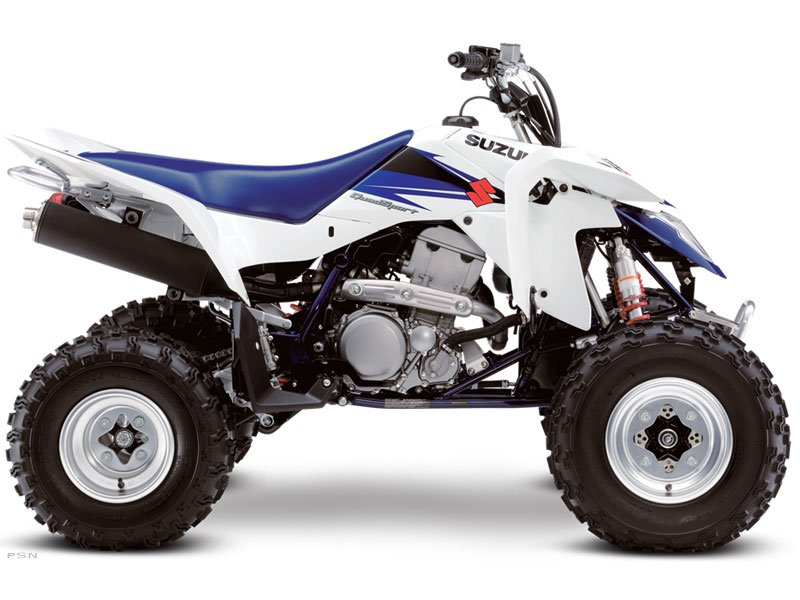 2012 Suzuki QuadSport Z400