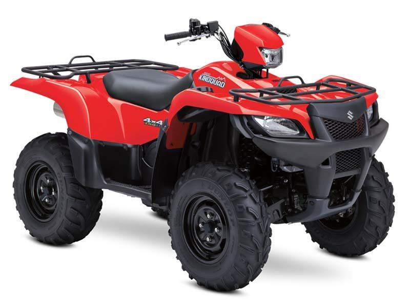 2012 Suzuki KingQuad 750AXi Power Steering