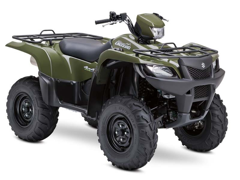 2014 Suzuki KingQuad® 750AXi Power Steering
