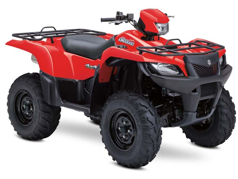 Big bore ATV...