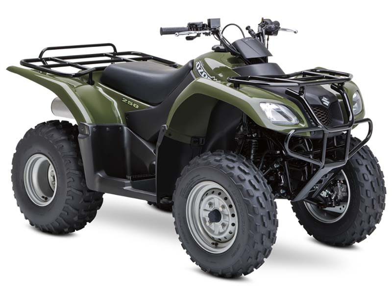 2012 Suzuki Ozark 250