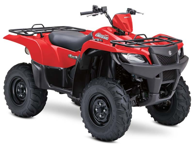 2012 Suzuki KingQuad 500AXi Power Steering