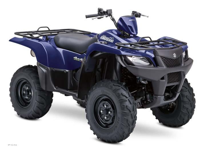 2012 Suzuki KingQuad� 500AXi