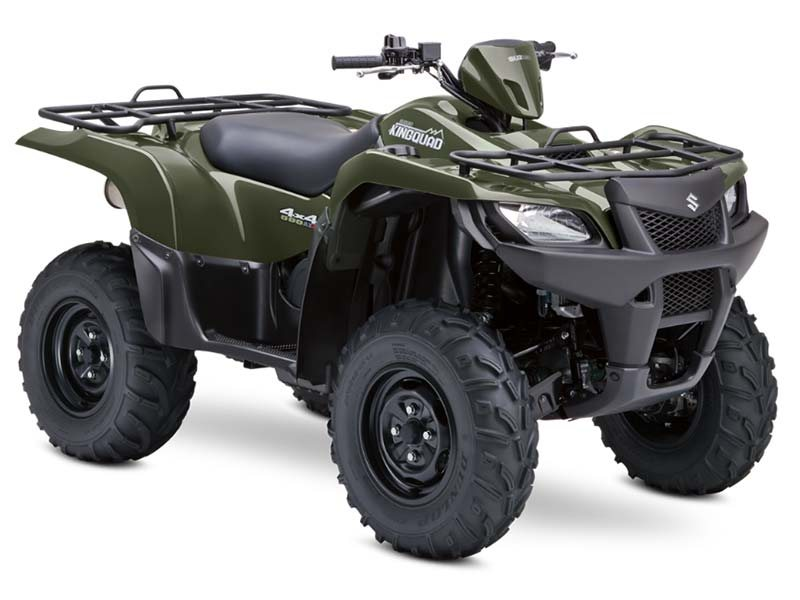 2013 Suzuki KingQuad 500AXi