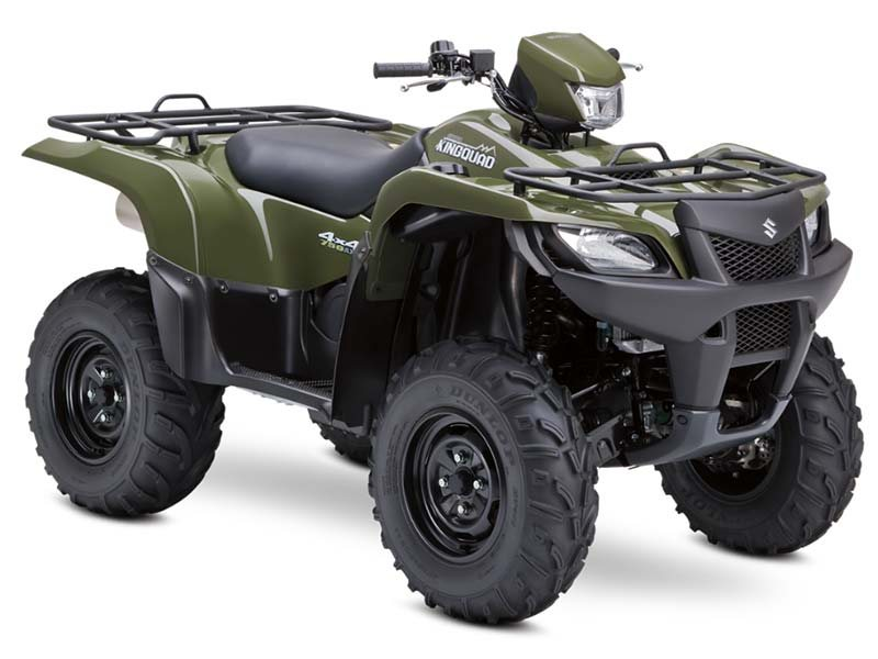 2013 Suzuki KingQuad 750AXi