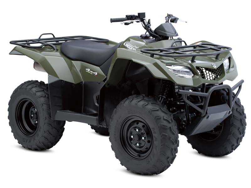 2012 Suzuki KingQuad 400FSi