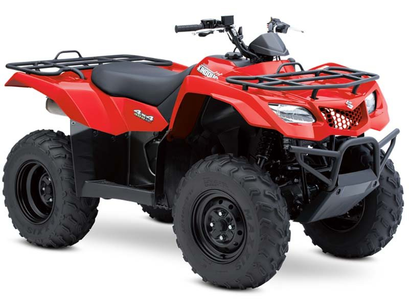 Suzuki King quad...