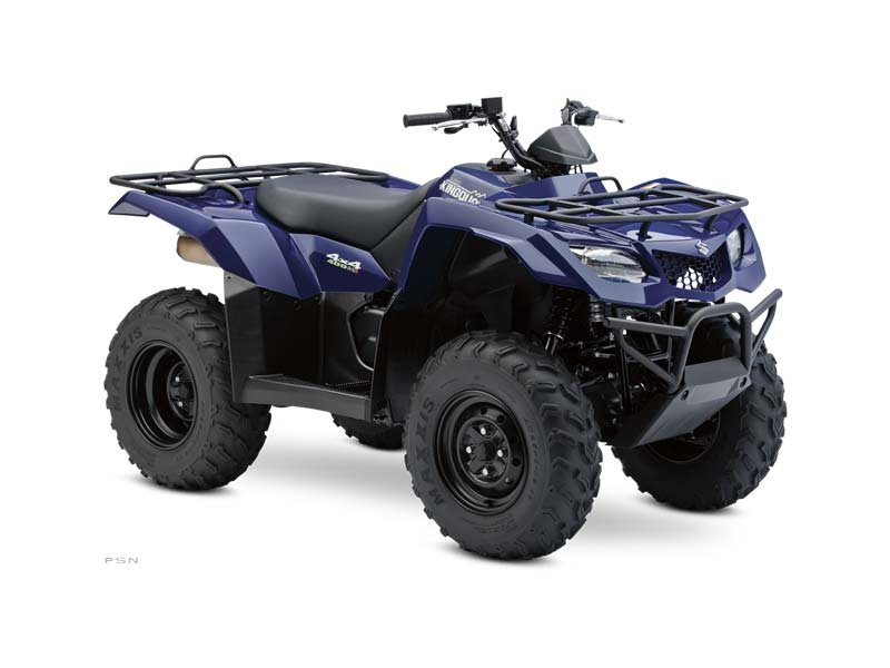 2012 Suzuki KingQuad 400ASi