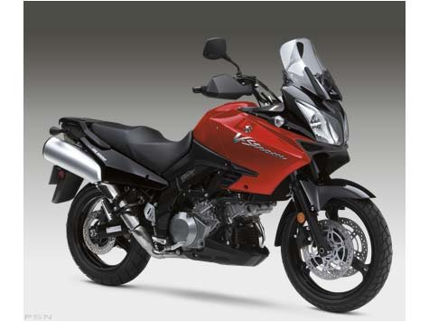 2012 V-Strom 1000