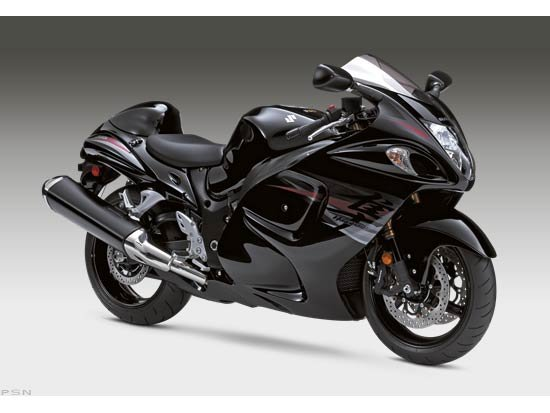 2012 Suzuki Hayabusa