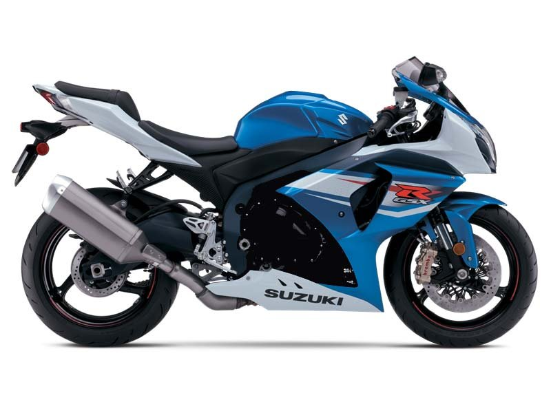 2012 Suzuki GSX-R1000