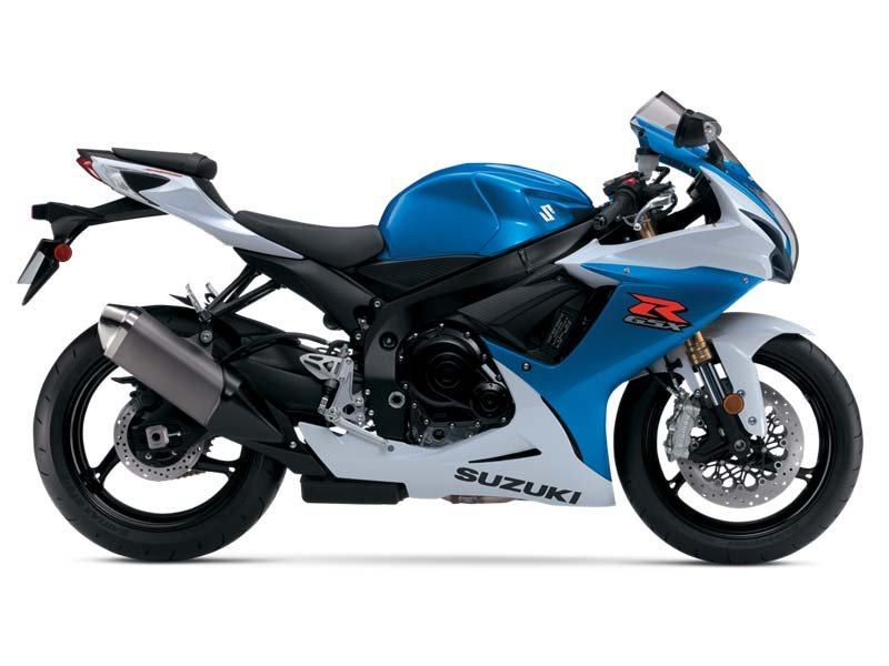 2013 Suzuki GSX-R750