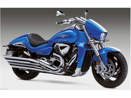 2012 Suzuki Boulevard M109R Limited Edition