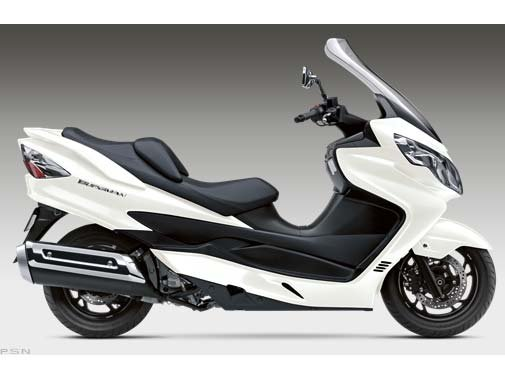 2012 Suzuki Burgman� 400 ABS