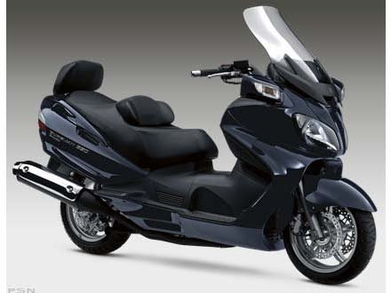 2012 Burgman 650 Exec