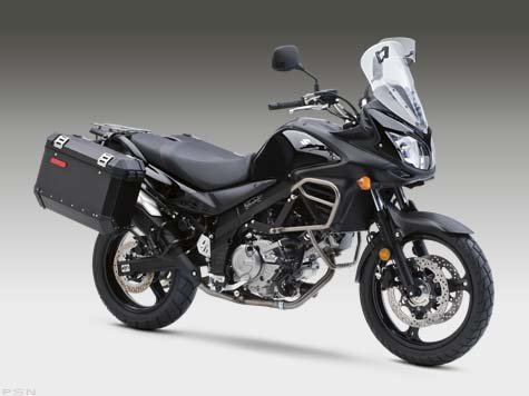 2012 V-Strom 650 ABS Adventure
